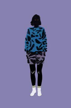 galasai: Dadu Shin I Don't Like Clothes, 2011-2014 (via Bloglovin.com )