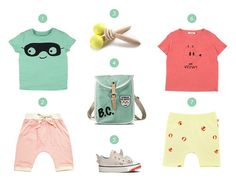 This blog has the cutest kids products. You need the same style.