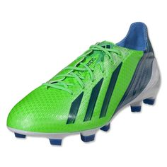 adidas F50 adizero TRX FG synthetic miCoach compatible (Green Zest Running  White) 354deb5be63