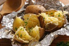 Scuola di cucina: le patate, come farle al cartoccio