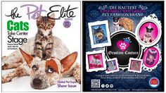Orostani Couture Featured in The Pet Elite Magazine Spring 2015 Global Pet Expo Issue