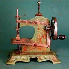 Maquina de costura toy