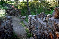 "Golden Hill Park--really cool ""hidden"" area (extension of Balboa Park)"