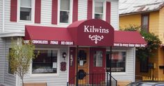 Ice Cream from Kilwins--we like to hit the one in Gettysburg.