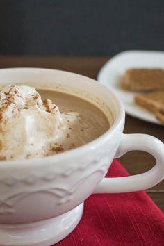 Cookie Butter Latte - Vegan!