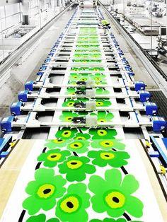 Marimekko Factory, Helsinki