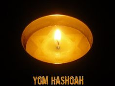 Yom HaShoah Candle Pictures, Images, Photos