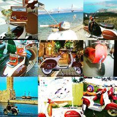Vespa travel story!
