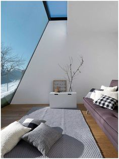 √ 30 New Home Windows Design New Home Windows, Big Windows, House Windows, Home Interior Design, Interior Architecture, Interior And Exterior, Window Design, Elle Decor, Home Deco