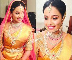 Stunning Telugu bride