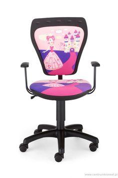 Krzesło Ministyle Princess #krzeslo #dziecko #nastolatek #pokoj #chair #child #teenager #room #inspiration #design #princess