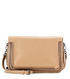 1a3b2aebb9 BOTTEGA VENETA Leather Shoulder Bag.  bottegaveneta  bags  shoulder bags   lining