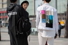 Seoul Fashion Week FW16: Street Style | Highsnobiety