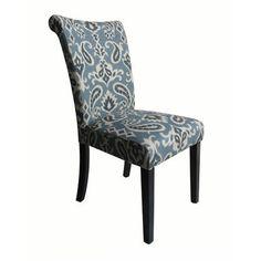 Avington Dining Chair Blue Paisley - Set of 2. #yourpicks www ...