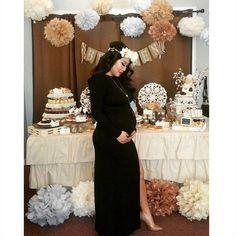 A Babyshower Dress