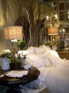 romantic & rustic