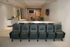 Minnesota Twins Luxury Suite Behind Home Plate - Joe Mauer Justin Morneau