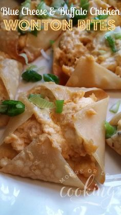 These easy baked buffalo chicken in a crispy wonton cup are the perfect finger foods! My kids are absolutely bonkers about Buffalo Chicken, I think they could seriously eat buffalo chicken wings ev…