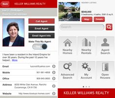 Get the Keller Williams Realty app today for FREE to search for rentals, houses, or Open Houses in your area! I specialize in the Inland Empire in Southern California. #realestate