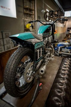 Check this out! I fully am into just what these people designed on this distinctive #caferacerbuild