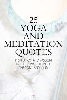 Yoga is so much more than a physical practice. Find inspiration and wisdom in the connection of body and mind. Yoga and meditation quotes to inspire your practice. Click through to and choose the quotes that resonate with you. Pin i Yoga Inspiration, Meditation Mantra, Yoga Mantras, Meditation Corner, Vedic Mantras, Mindfulness Meditation, Yoga Fitness, Mat Yoga, Yoga Nidra