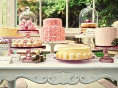 cake tables ideas