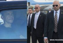 Obama In Hiding After His Former Secret Service Agent Just Made A Monumental Admission Into Trump's Wiretapping Claim