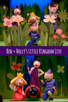 A review of Ben and Holly's Little Kingdom Live 2017. Click here to see what we thought: http://withlovefromlou.co.uk/2017/04/ben-and-holly-live/