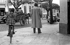 São Paulo – década de 40. (Hildegard Rosenthal/Instituto Moreira Salles)
