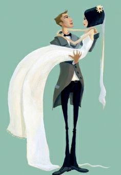 Dessins Couple/ #mariage