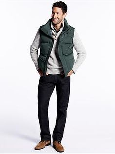 Men's Apparel: casual weekend looks by occasion | Banana Republic