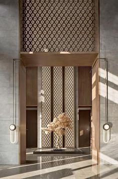 比国际五星酒店更惊艳的售楼处设计 | 集艾设计 | 室内设计联盟
