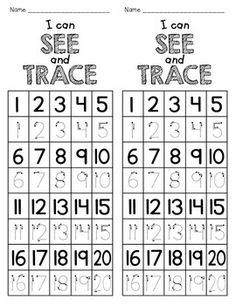 math worksheet : number practice 1 10 trace write draw fill in ten frame plus  : Kindergarten Number Tracing Worksheets