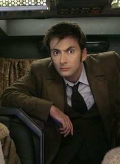 David Tennant is the Tenth Doctor (Doctor Who)