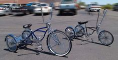 Bicycle Videos - many kinds of bicycle videos of lowrider bikes, chopper bicycles, cruiser bicycles, bmx bikes, hybrid bikes and more.
