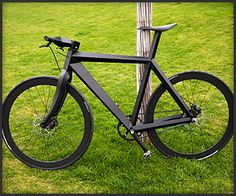 The X-9 Nighthawk Bike has just made my commute to work that much more interesting...and expensive.