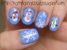 Snowmen nails christmas!