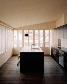 House Hunkeler by SEILERLINHART - Thisispaper Magazine