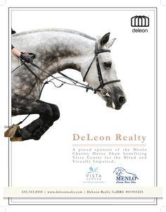 Proud Sponsor of the Menlo Charity Horse Show