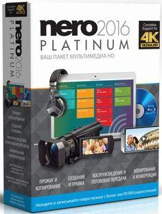 Nero 2016 Platinum  — 4000 руб. —  Nero 2016 Platinum - единое решение для прожига файлов, редактирования видео и управления мультимедиа. Исключительное качество звука и изображения, профессиональные инструменты для редактирования, копирования, воспроизведения и прожига любого формата файлов, быстрая производительность и оптимальное удобство использования позволят вам работать с мультимедиа в течение длительного времени без каких-либо проблем. Основные возможности: Прожиг и копирование…