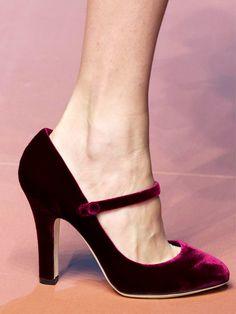 a0d3ba1a52c Trend Report  Velvet Shoes