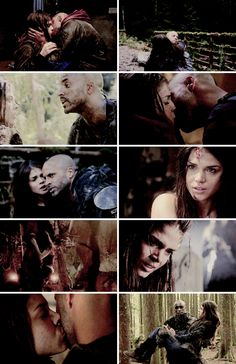 Lincoln and Otavia - The 100