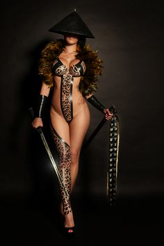 Wicked Women Warriors