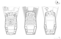 The Metaphone, Concert Hall and Urban Music Instrument   ~Herault Arnod Architectes