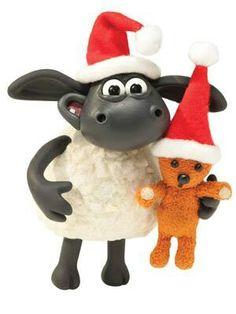 Shaun the sheep; I love this show! | Kidz & Clay | Pinterest | Sheep