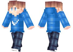 Nike Boy skin for Minecraft PE - http://minecraftpedownload.com/nike-boy/