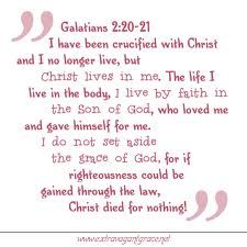 Once again, a favorite Bible verse (there are quite a few)