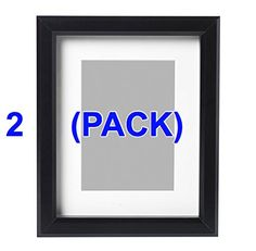 IKEA Photo Picture Frame Black Gunnabo 5x7 Inch 2 Pack ** You can find more details by visiting the image link.-It is an affiliate link to Amazon. #PictureFrames
