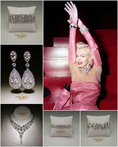 Marilyn Monroe inspirations from @Bridal Styles Boutique