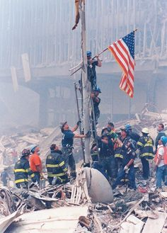 9/11 - The American Flag